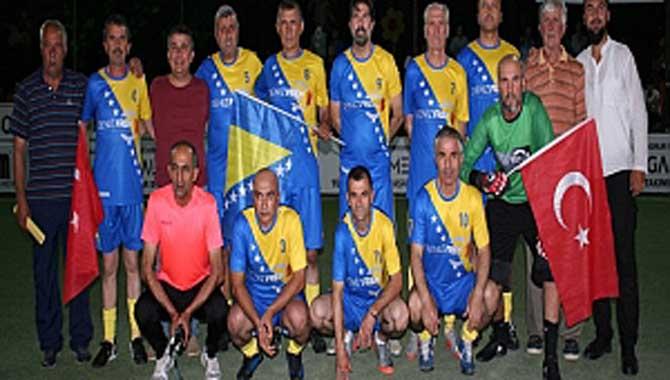 Gazi Metal 31.nci Sakarya Olgunlar Futbol Turnuvası 31.nci Akşam Maçları
