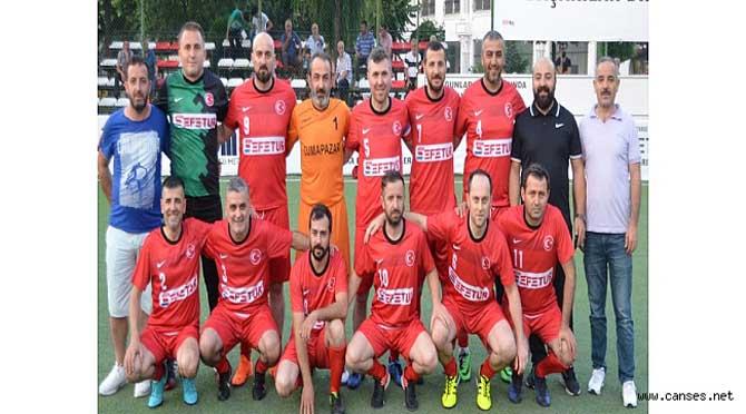 Gazi Metal 31.nci Sakarya Olgunlar Futbol Turnuvası 33.ncü Akşam Maçları