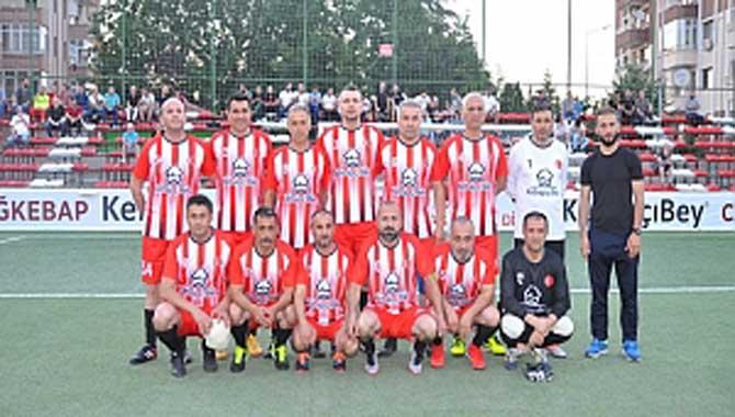 Gazi Metal 31.nci Sakarya Olgunlar Futbol Turnuvası 34.ncü Akşam Maçları