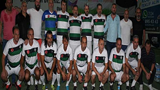 Gazi Metal 31.nci Sakarya Olgunlar Futbol Turnuvası 37.nci Akşam Maçları