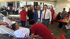 Hendek Kan Bağışında Sakarya Birincisi