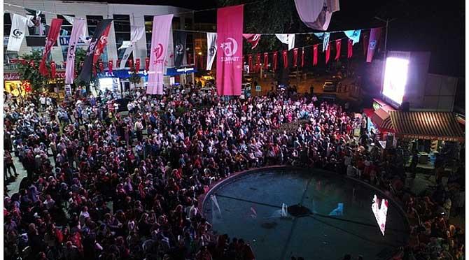 Hendek'te Demokrasi ve Milli Birlik Günü etkinlikleri