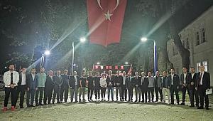 'HENDEKSPOR BÜYÜK BİR CAMİADIR'