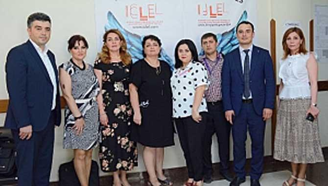 ICLEL 2019 Başarı ile Tamamlandı