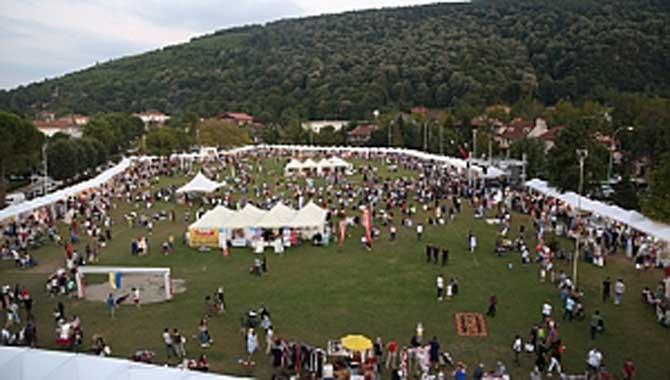 Sapanca El Sanatları Festivali' nde Coşkulu Final