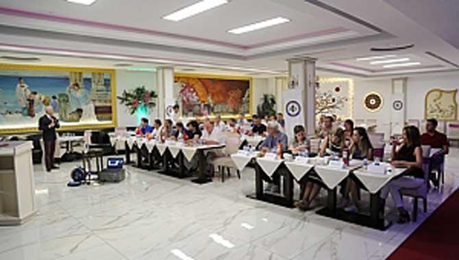 SATSO 11. Meslek Komitesi sektör temsilcileri ile bir araya geldi
