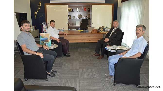 SEDAŞ'a Karasu Belediye Başkanı'ndan Nezaket Ziyareti
