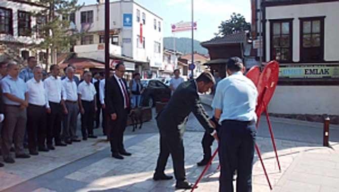 30 Ağustos Zafer Bayramı'nın 97. Yıldönümü Taraklı'da da Düzenlenen Törenlerle Kutlandı