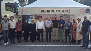 AK Parti Adapazarı İlçe Teşkilatından Duyarlı Davranış