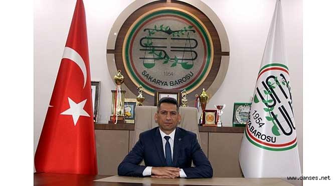 Baro Başkanı Burak' ın 17 Ağustos mesajı