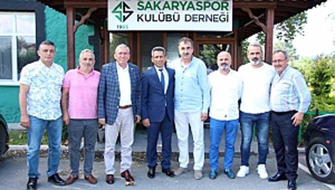 Burak'tan Nalbant' a hayırlı olsun ziyareti