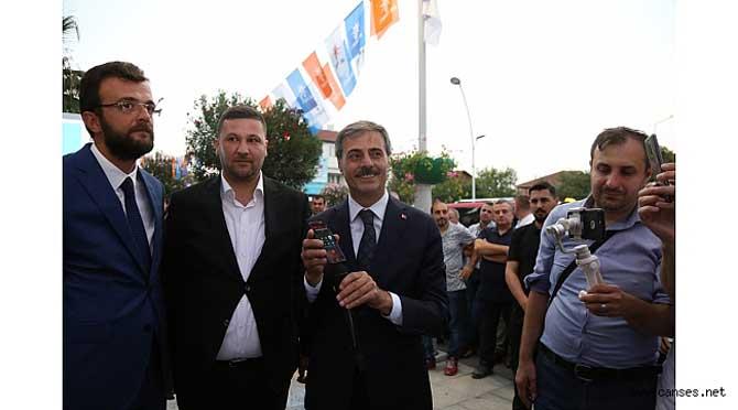 Cumhurbaşkanı Erdoğan' dan Serdivan' a Sürpriz Telefon