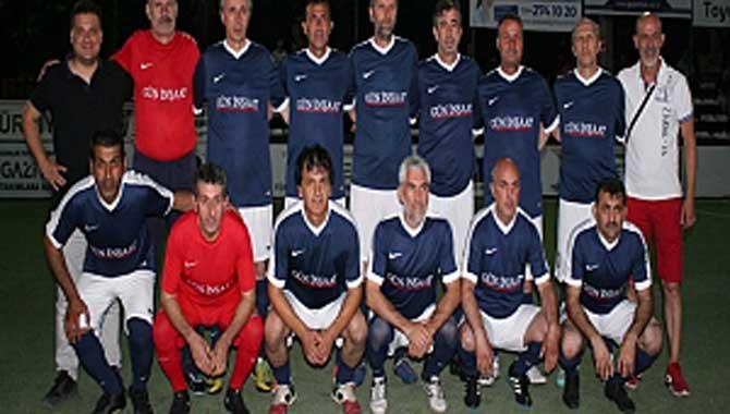 Gazi Metal 31. nci Sakarya Olgunlar Futbol Turnuvası 45. nci Akşam Maçları