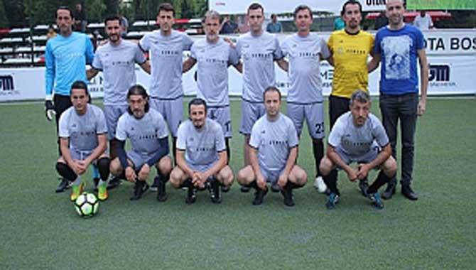 Gazi Metal 31. nci Sakarya Olgunlar Futbol Turnuvası 46. ncı Akşam Maçları