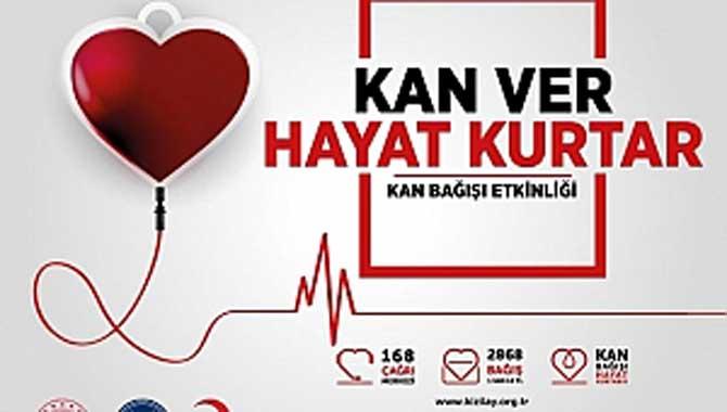 Kan Bağışı Etkinliği 5-9 Ağustos'ta