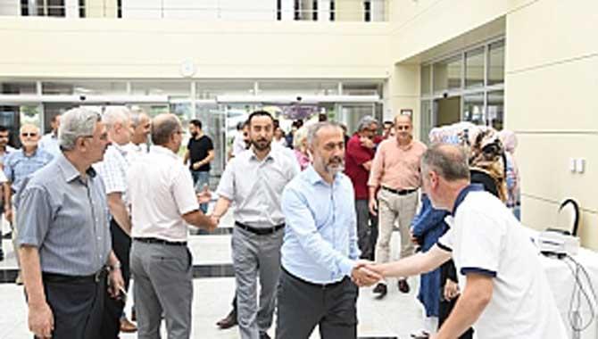 Sakarya Üniversitesi Bayramlaştı
