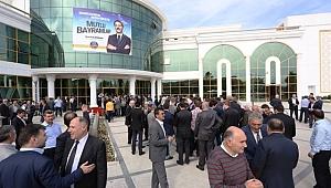 Serdivan Belediyesi' nde Bayramlaşma İkinci Gün