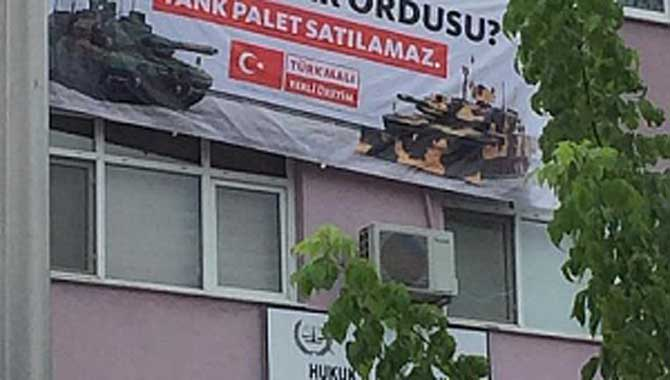 Tank Palet'in elimizden alınmasına rıza göstermeyeceğiz