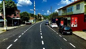 Yol Çizgileri Trafik Güvenliğini Arttırıyor