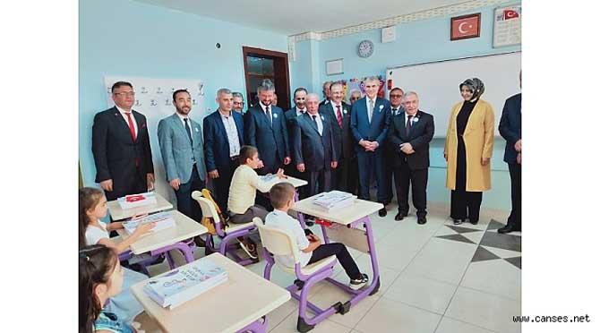 2019-2020 Eğitim-Öğretim Yılı İlimizde Törenle Başladı.