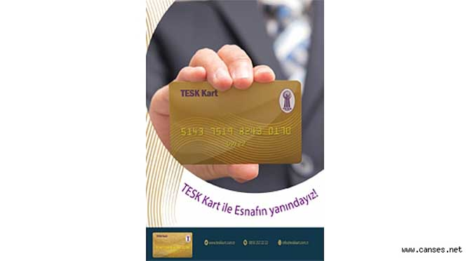 BAKKALLAR TESK KARTI SEVDİ