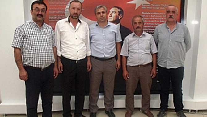 Serkan Korkmaz'a ziyaretler devam ediyor