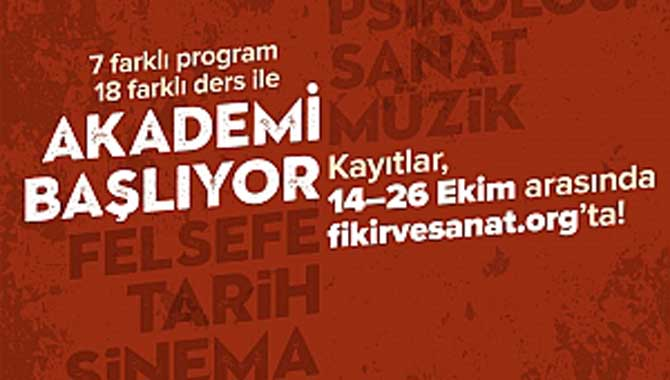 Anadolu'nun Akademisi Başlıyor