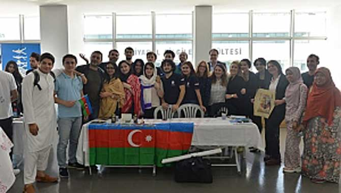 Erasmus Değişim Programı Tanıtıldı