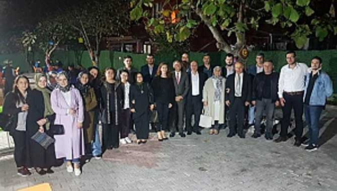 Ferizli Fikret-İsmet Aktekin Anadolu Lisesinde Veda Programı