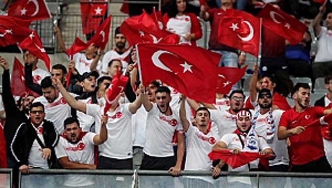 Fransa 0-0 Türkiye (EURO 2020 elemeleri)