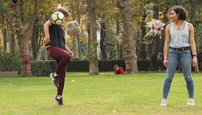 Futbolda Toplumsal Cinsiyet Eşitliği Sağlanmalı