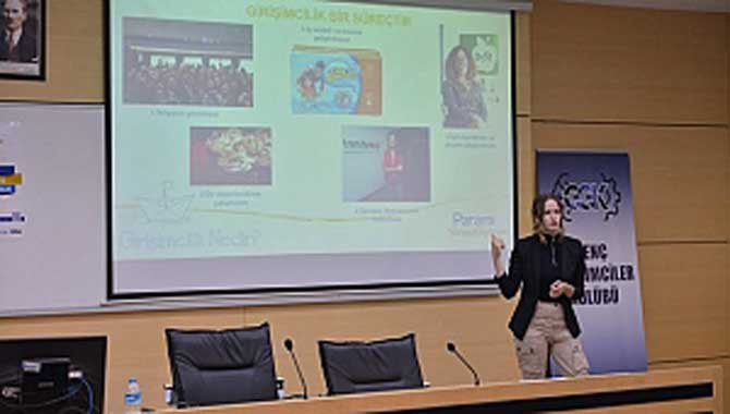Girişimci Adaylarına Finansal Okuryazarlık Eğitimi