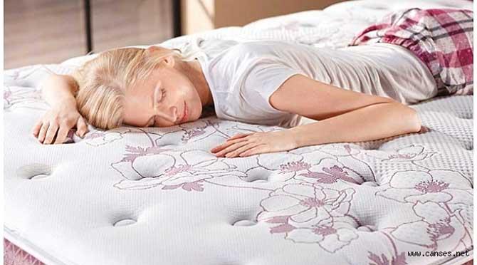 Kaliteli bir uyku için yatak seçimine dikkat!