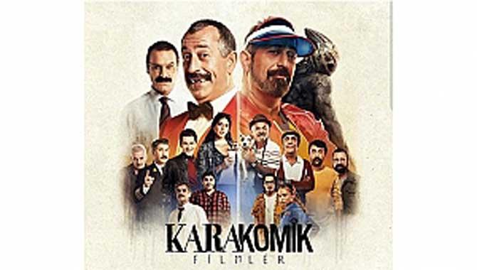 KARAKOMİK FİLMLER HENDEK 'TE VİZYONDA