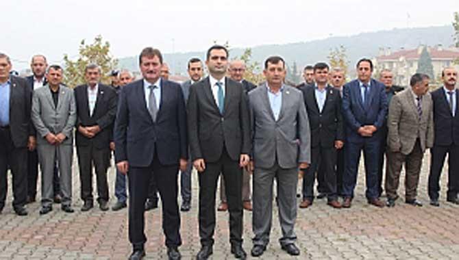 MUHTARLAR GÜNÜ FERİZLİ'DE KUTLANDI