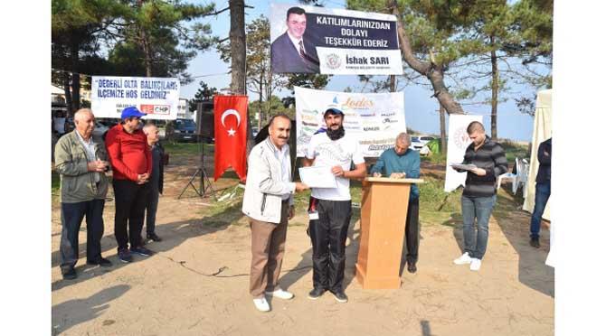 """""""Olta Balıkçıları Karasu'da Buluştu"""""""