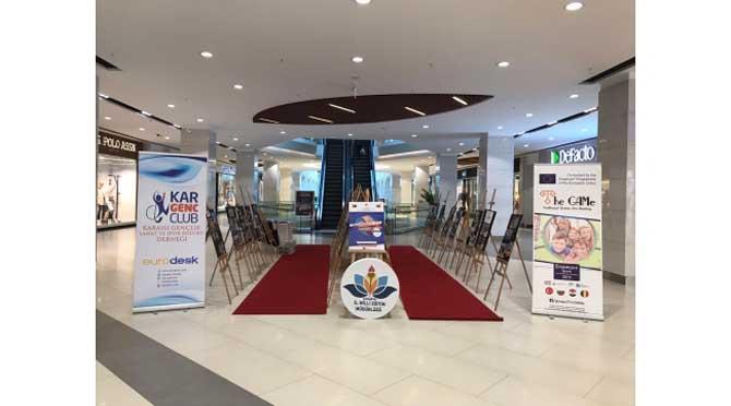 Sakarya'da Erasmus Days Rüzgarı