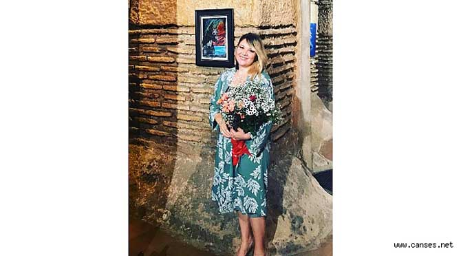 Sakaryalı Sanatçı Aysun Meriç'ten İstanbul'da 2 Muhteşem Sergi