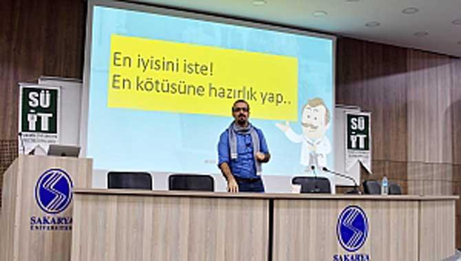 SAÜ'de e-Girişimcilik Konferansı