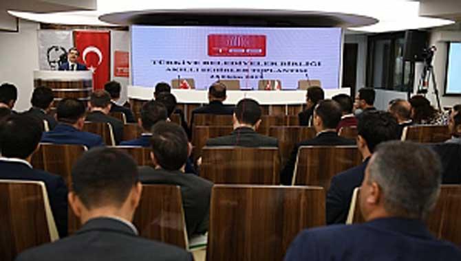 TBB Akıllı Şehirler Kongresi