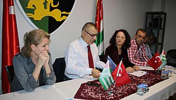 Türkiye Abhaz Dernekleri Federasyonu Genel Kurulu Sakarya'da yapılacak…