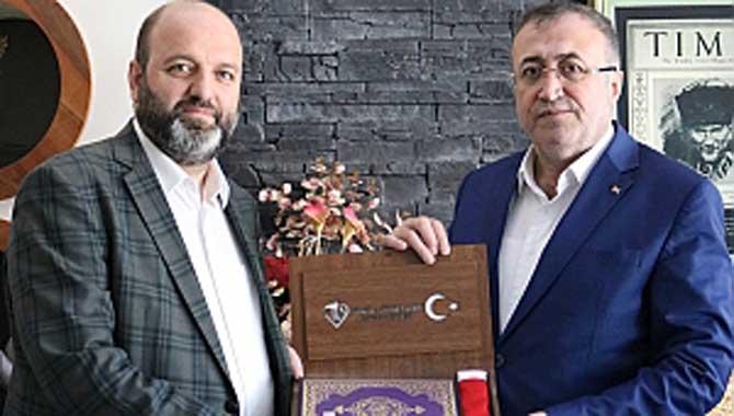 Türkiye'ye örnek olacak projenin ilk adımı Sakarya'da atıldı