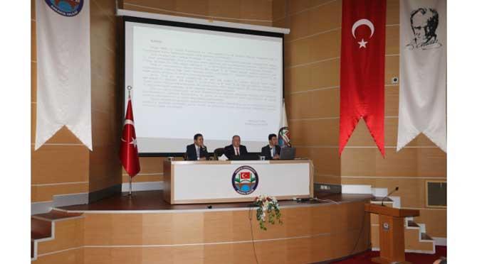 Vali Nayir İl Koordinasyon Kurulu Toplantısına Başkanlık Etti