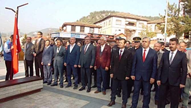 24 Kasım Öğretmenler Günü Taraklı'da da kutlandı.