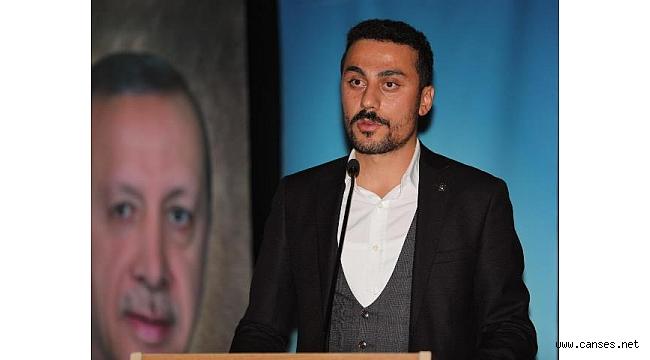 AK Parti Adapazarı İlçe Gençlik Kolları Başkanı Fahrettin Alemdar'dan Mevlid Kandili Mesajı