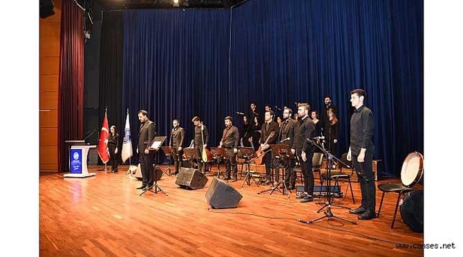 Atatürk 10 Kasım'da SAÜ'de Anıldı