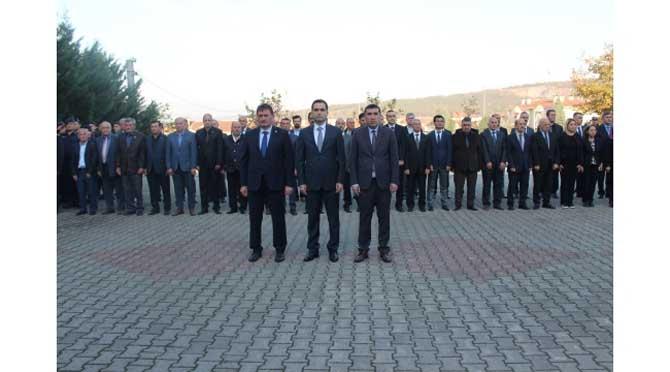 Atatürk Ferizli'de Şükran ve Saygıyla Yâd Edildi