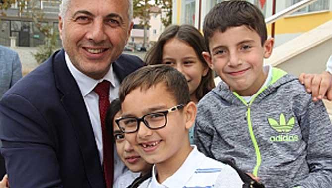 Babaoğlu'ndan öğrencilere 'Ara Tatil' hediyesi