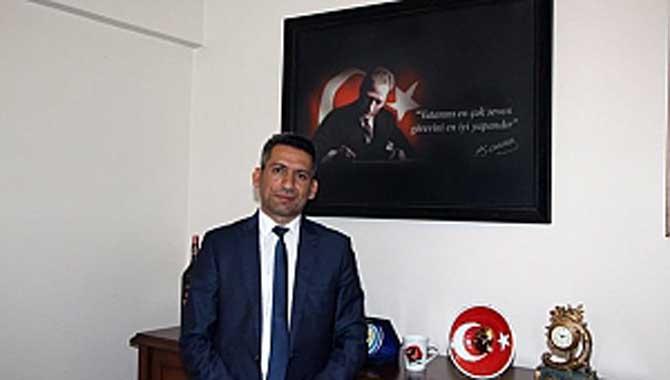 Başkan Abdurrahim Burak'ın 10 Kasım mesajı