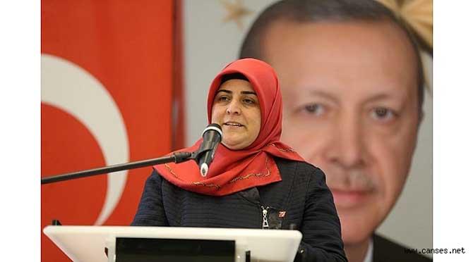 Başkan Fatma Varol'dan Mevlid Kandili Mesajı